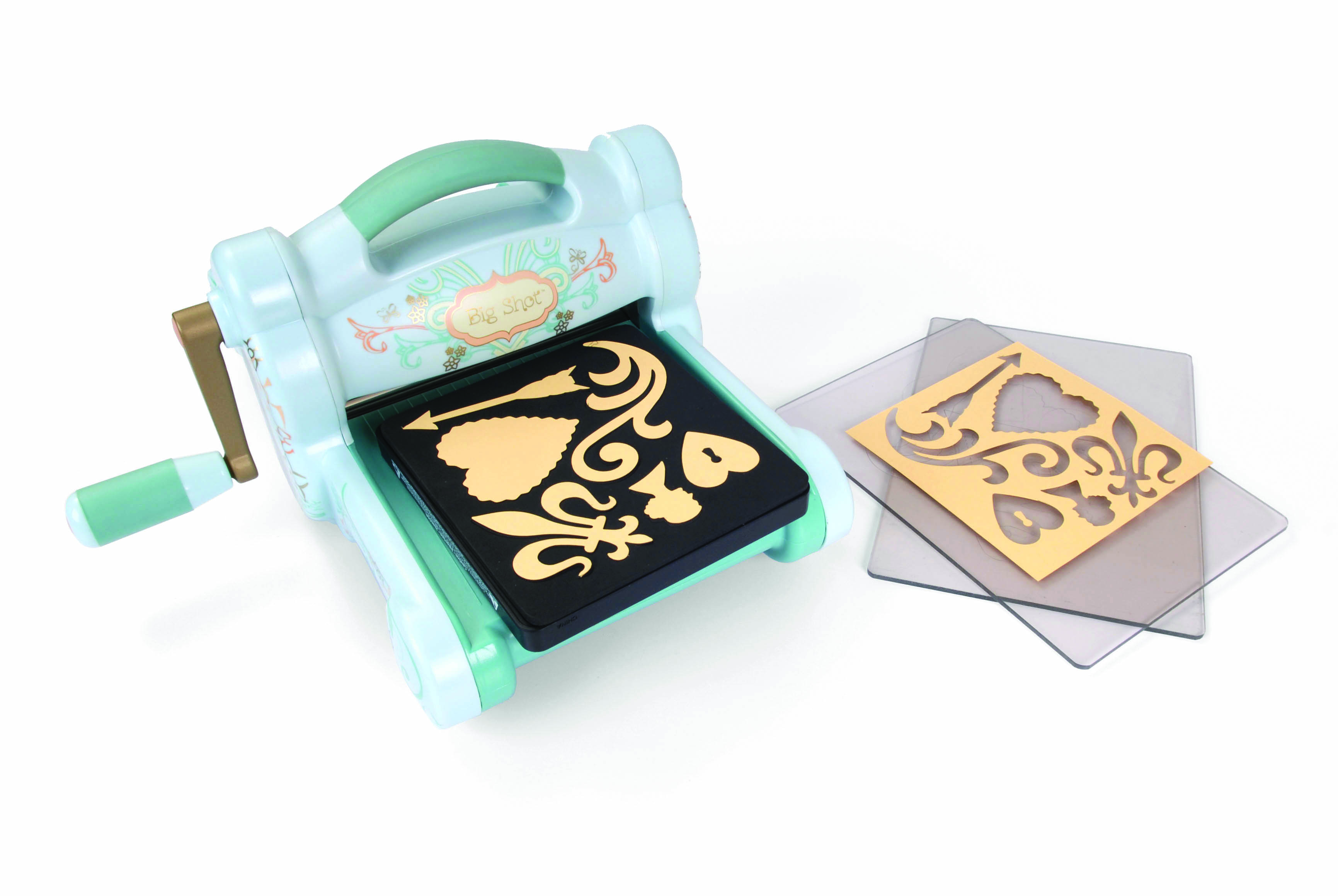 Sizzix To Showcase Big Shot Die Cutting Machine On
