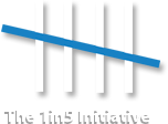 Logo for the 1in5 Initiative