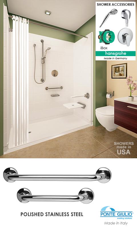 Handicap Shower ...