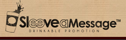 SleeveaMessage, hot-beverage sleeve, coffee sleeves, hot-drink sleeves, Forest Releaf of Missouri