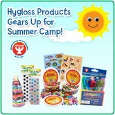 Stock up on Hygloss Products' summer camp supplies.