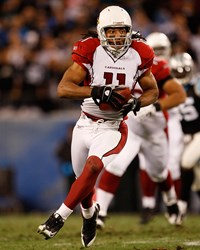 Larry Fitzgerald, WR for Arizona Cardinals