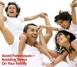 Avoid Foreclosure - Keep Families Secure In Their Homes