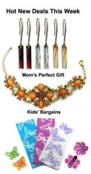 New Arrivals for Moms, Bargains for Kids, and New Deals for Everyone in Between