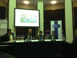 The speakers at the RUSI event discussing Azerbaijani–Armenian relations