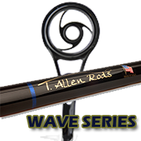 The Wave Series Rod-A true advantage for anglers