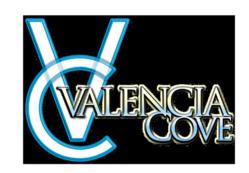 Valencia Cove Logo