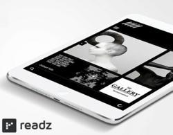 Readz Web magazines & digital publishing