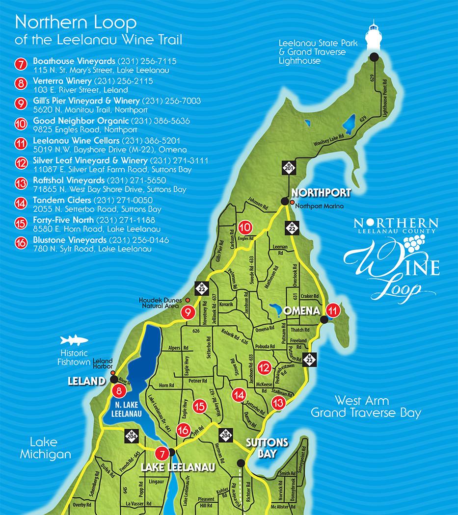 Lake Michigan Wine Trail Tours