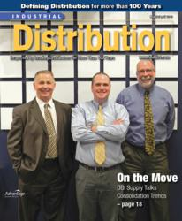 Industrial Distribution features Blue Ridge in article about demand forecasting and inventory replenishment