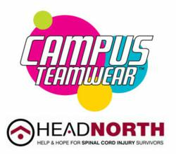 Campus Teamwear donated several products for the 4th Annual Stroll & Roll in San Diego.