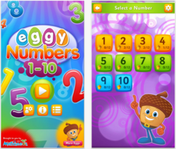 Reading Eggs Launches its First Math App: Eggy Numbers 1 to 10