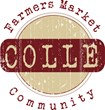 Colle Farmers Market, Advocate for Local Vegetables, Congratulates...