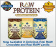 Healthy Vitamins Teams With Garden of Life to Announce Raw Protein and...
