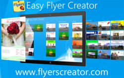 Easy Flyer Creator with Business Flyer Templates