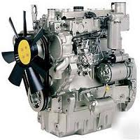 Ford Fl98 Bobcat Engine