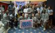 Nick Cannon Delivers NCredible Experience to Troops in Middle East...