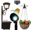 New Solar Powered Accent Lighting by GAMA SONIC