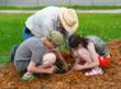 2012 recipient: The Allen Sapp Gallery Integenerational Planting