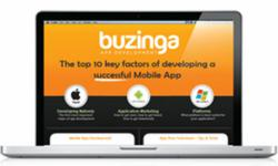 Buzinga Apps, App Development