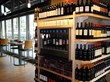 """Pictured: WineEmotion """"Otto"""" Wine Dispenser at Brix Midtown Crossing"""