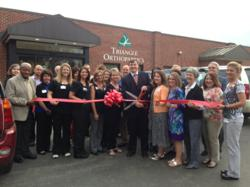 The Grand Re-Opening of Triangle Orthopaedics' Smithfield Facility