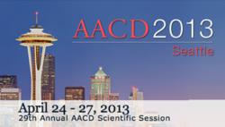 AACD's Annual Scientific Session in Seattle