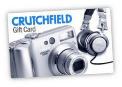Crutchfield Gift Cards