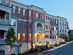 Luxury condominium collection in the heart of downtown Summit, NJ, by Mark Built Homes