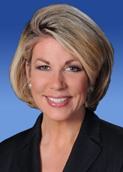 Greta Kreuz, news anchor and reporter will be emcee for the NHF annual gala.