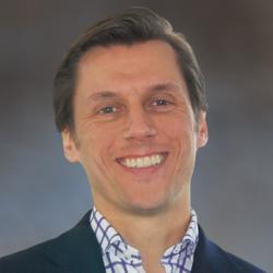 John Croft, new President of Elevate
