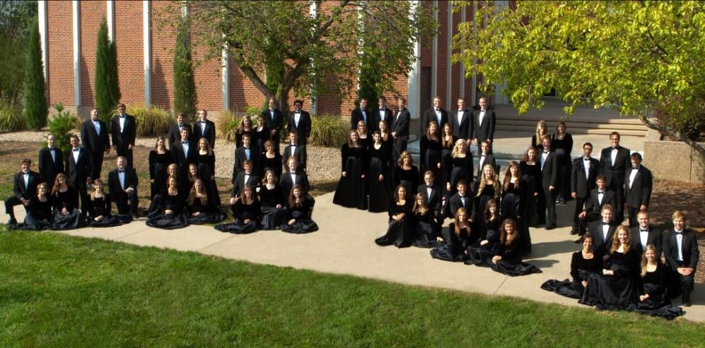 Concordia University Nebraska A Cappella Choir To Give