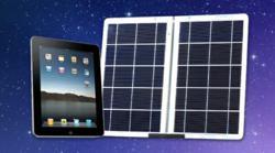 ipad solar charger