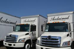 Newport Beach Moving Trucks