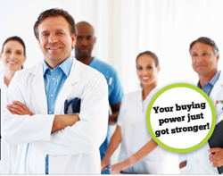 Urgent care group buying for financial success