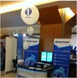 Imprezzio Global's Career Fair Booth
