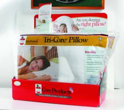tri core pillow core products
