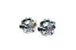 The Petite Rose Earrings, as versatile as studs, far more ravishing
