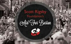 Aid For Boston from Scott Rigsby Foundation DonorDrive