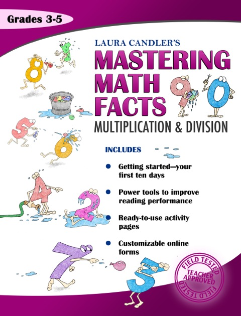 mastering mathematical facts essay Preview and sample  thanks for downloading this free sample of mastering math facts multiplication and division: aligned with the common core this revised.