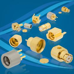 Pasternack Low Frequency SMP Connectors Up to 8 GHz