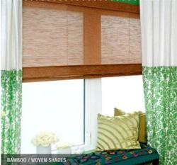 Eco Friendly Bamboo Shades at SelectBlinds.com