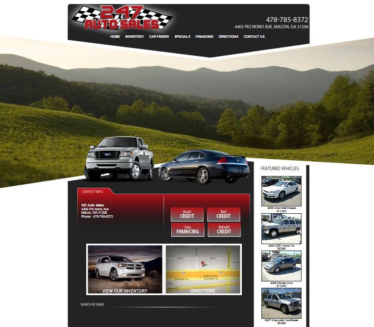 247 Auto Sales >> Carsforsale Com Announces New Dealer 247 Auto Sales