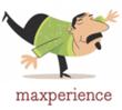 Maxperience Logo Proud Man
