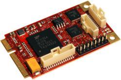Mini PCIe Module - Serial + GPIO (VL-MPEe-U2)