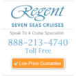 RegentCruiseSale.com, the Online Cruise Sale Division of Bon Voyage...
