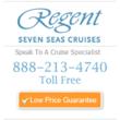 RegentCruiseSale.com, the Online Cruise Sale Division of Bon Voyage...