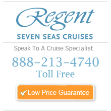 Regent cruise sale