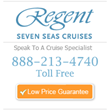 Regent Cruises Sale Announces Regent Seven Seas' 2014 – 2015 Winter...