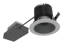 DLR-R round remodel housings for LED downlighting